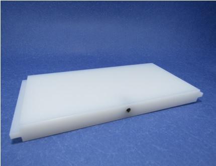 樹脂加工 スライドプレート UPE